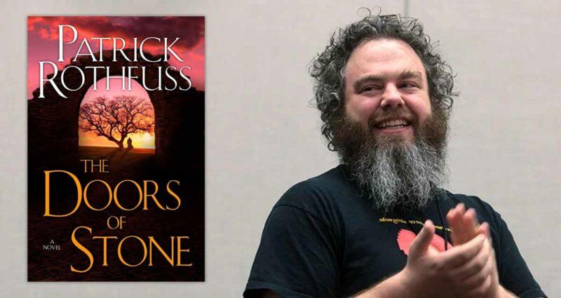 Kralkatili Güncesi 3. Kitap the Doors of Stone Patrick Rothfuss
