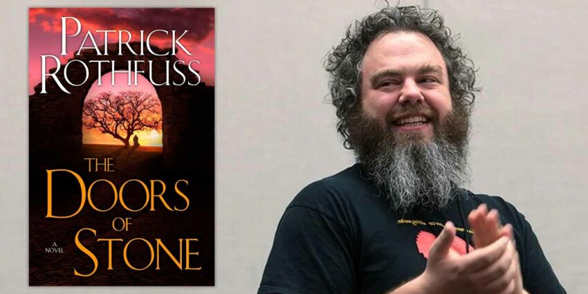 Kralkatili Güncesi 3. Kitap the Doors of Stone Patrick Rothfuss