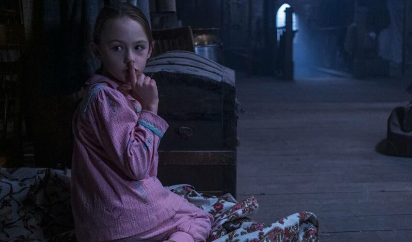 The Haunting of Bly Manor Netflix Dizi