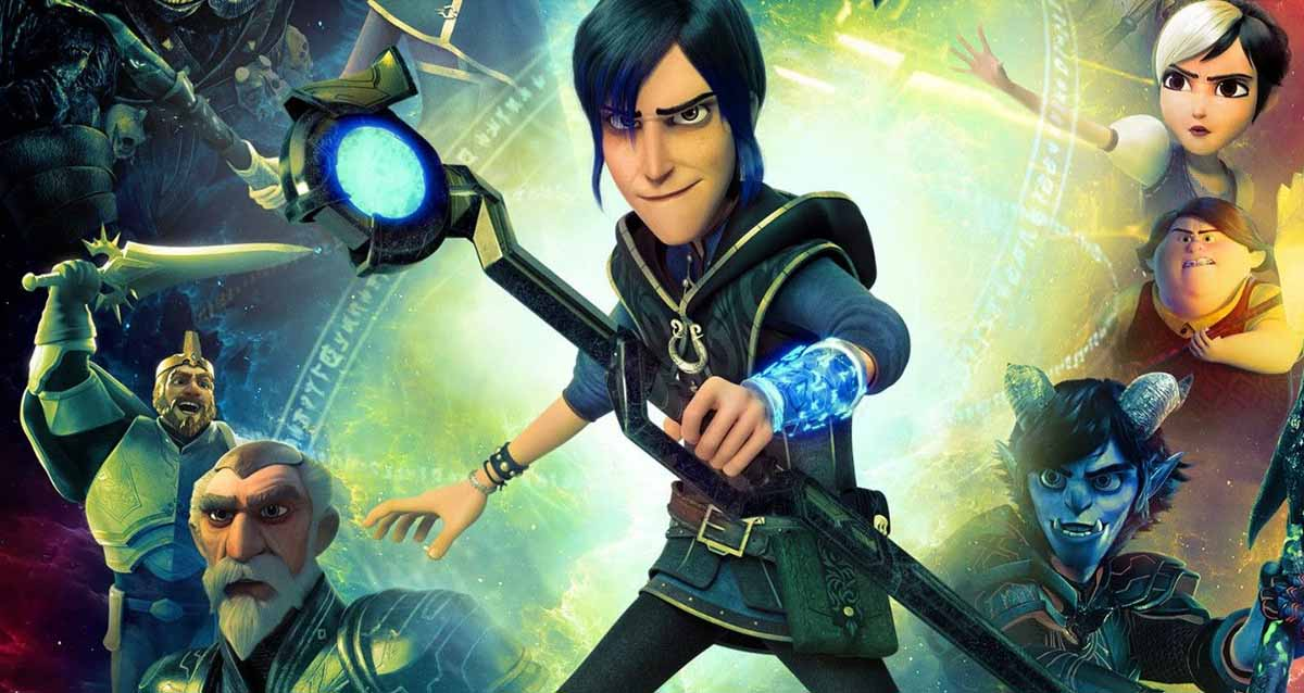 Trollhunters: Rise of the Titans: Guillermo del Toro