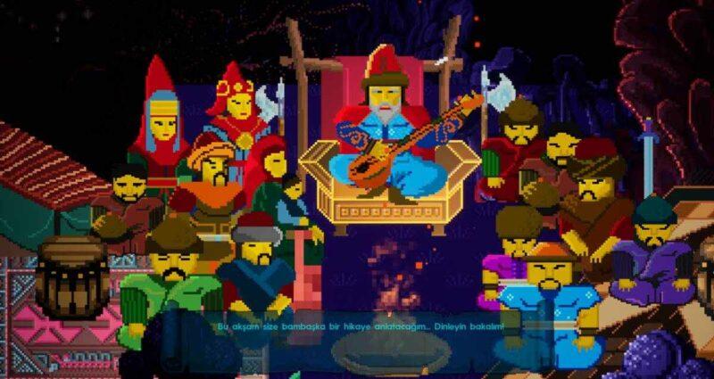 URUZ: Er Kişinin Geri Dönüşü - Türk Mitolojisi Oyun