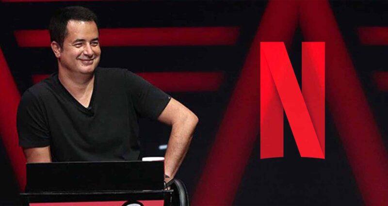 Acun Ilıcalı Netflix Rakip Yayın Platformu