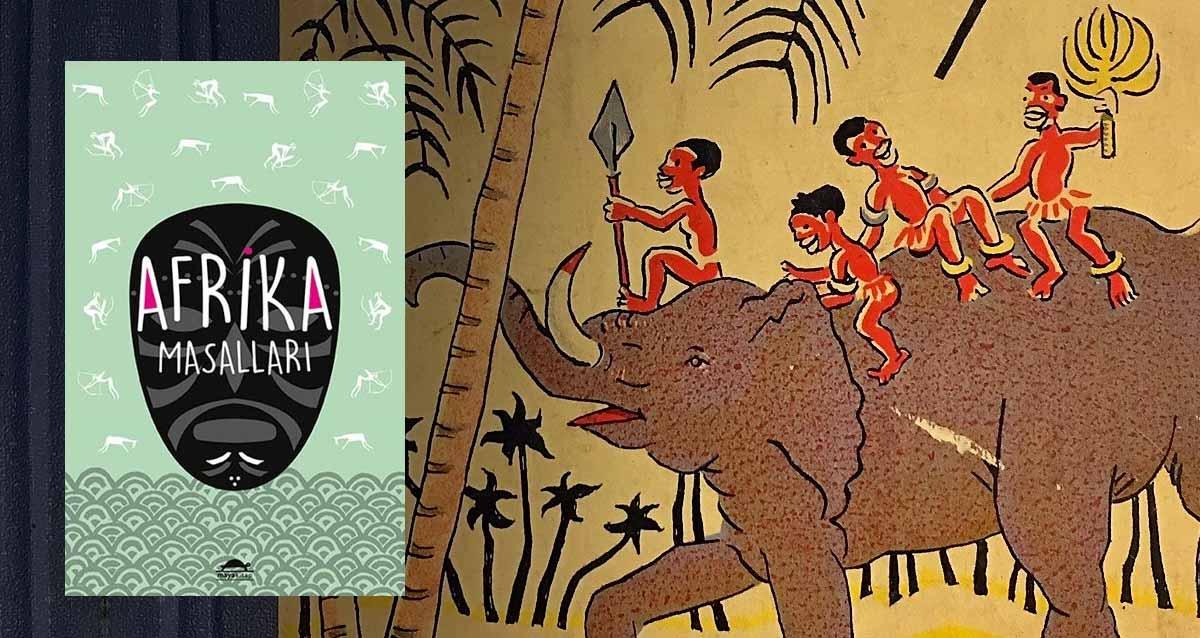 Afrika Masalları - E. J. Bourhill