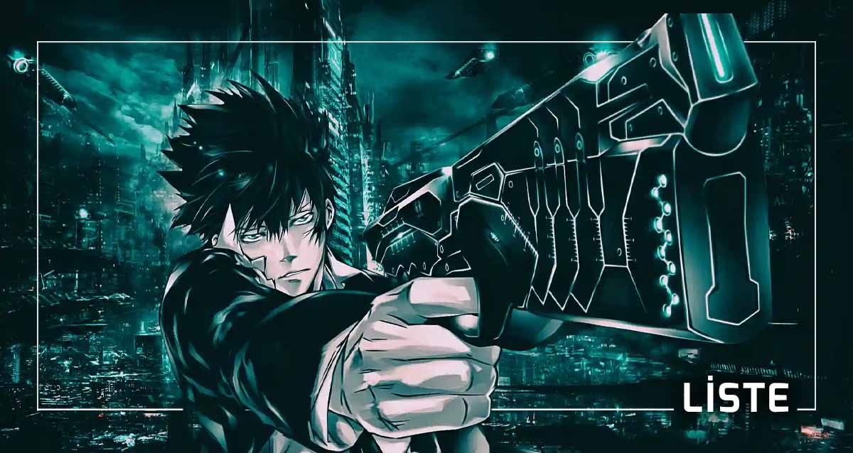aksiyon anime liste