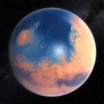Mars eski su