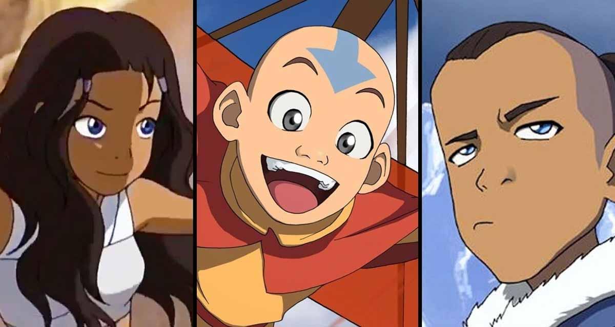 Avatar: The Last Airbender Yayınlanmamış Pilot Bölümü