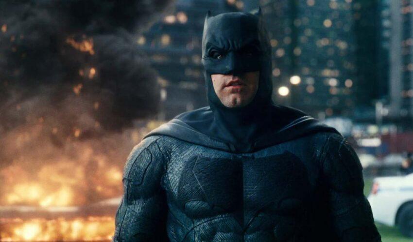 the batman ben affleck the flash