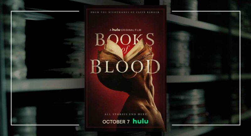 books of blood clive barker kan kitapları
