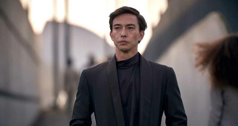 brave new world 1. sezon Sen Mitsuji