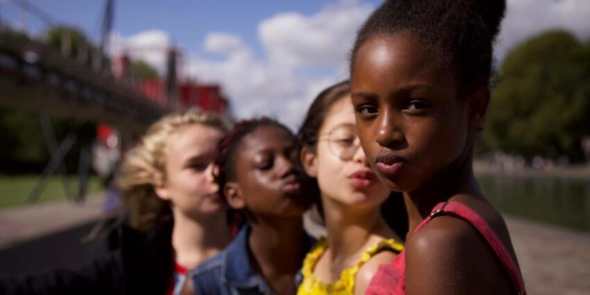 Netflix Cuties Mignonnes Özür