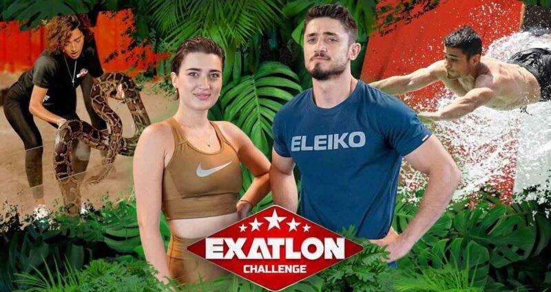 Exatlon Challenge Acun Ilıcalı Netflix