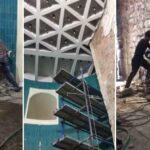 Galata Kulesi Restorasyon