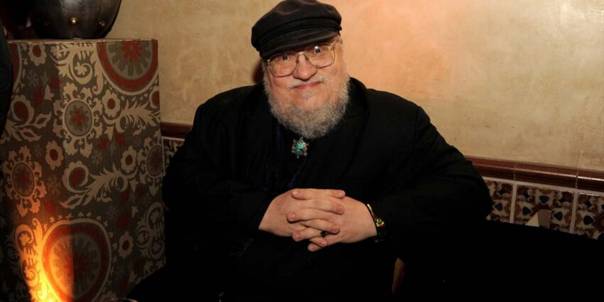 George R.R. Martin - Kış Rüzgârları - Game of Thrones