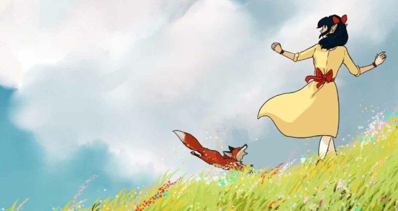 Studio Ghibli DnD