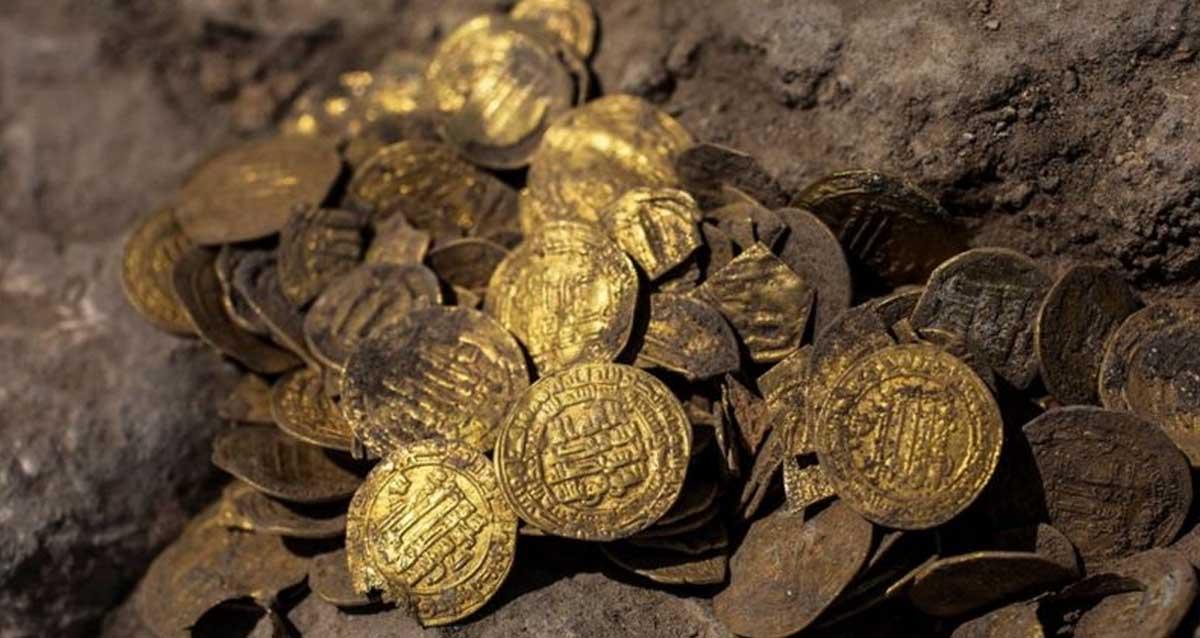 İsrail Abbasi Dönemi Altın