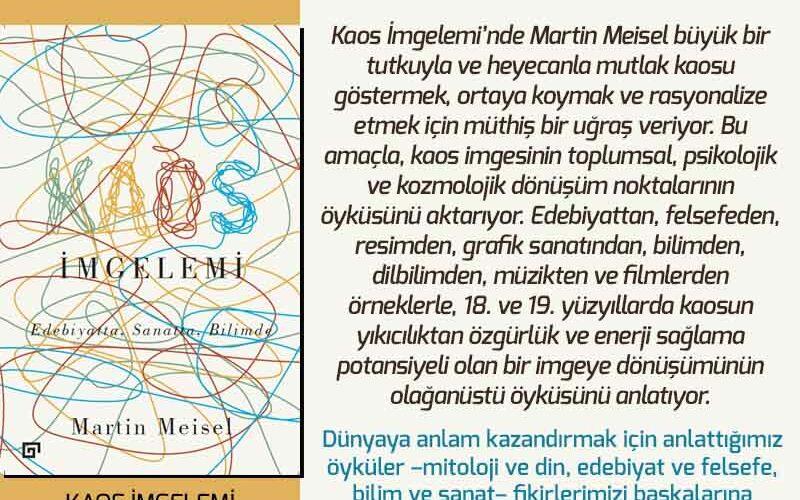 Kaos İmgelemi - Martin Meisel | Haftanın Kitabı #145