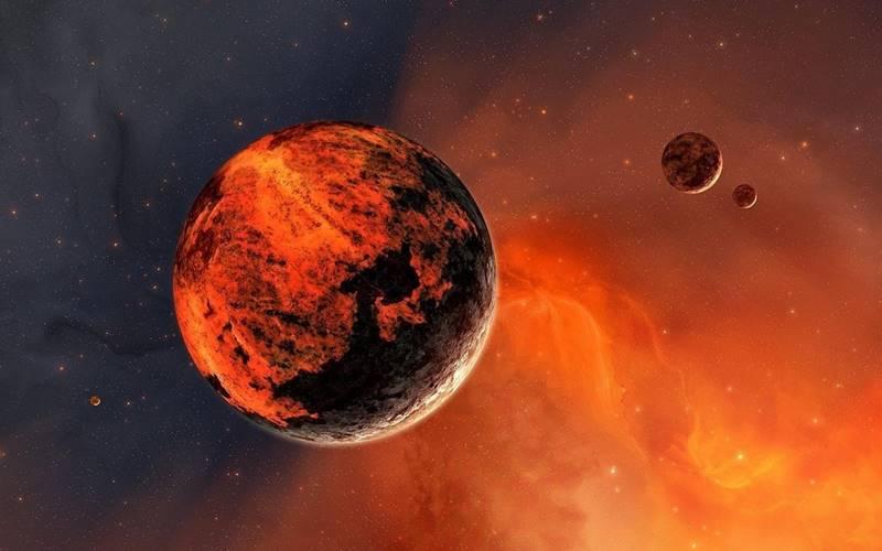 Kızıl Gezegen