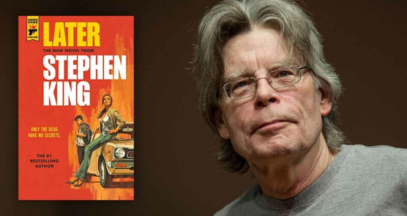 Later - Stephen King Yeni Kitap