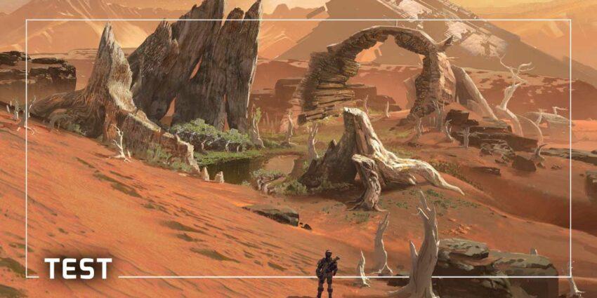 Mars - Kızıl Gezegen Test Quiz