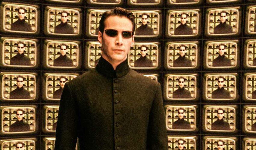 the matrix simülasyon