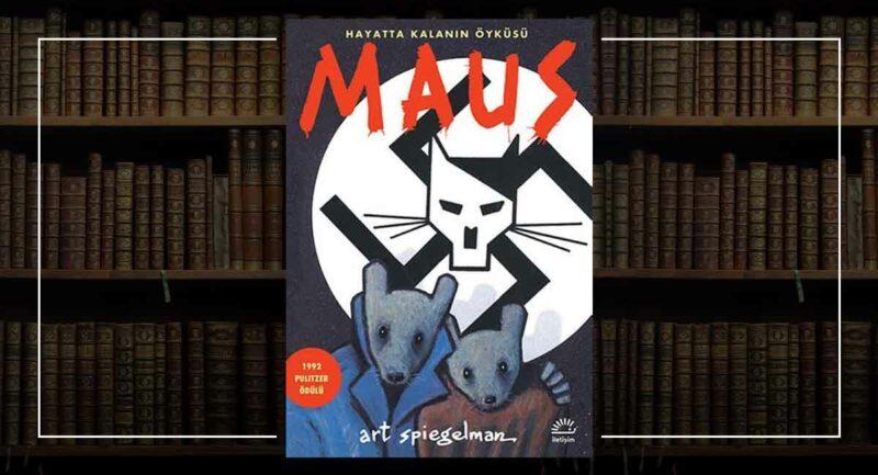 Maus - Hayatta Kalanın Öyküsü Art Spiegelman