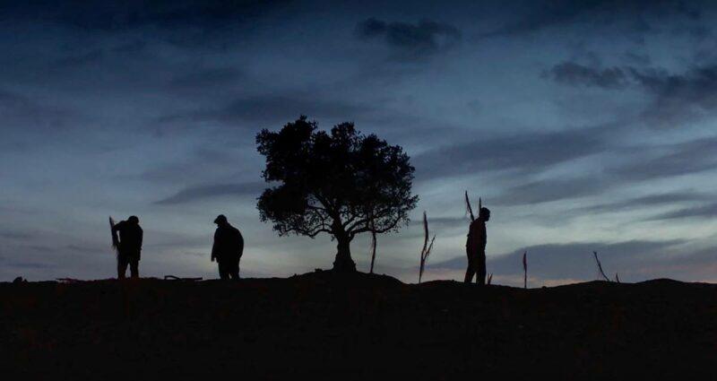 Nuh Tepesi HBO Haluk Bilginer Ali Atay Noah Land