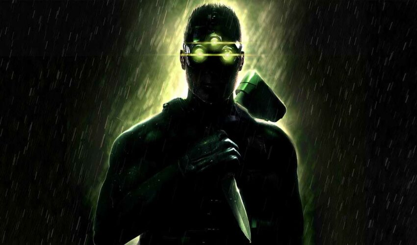splinter cell anime netflix