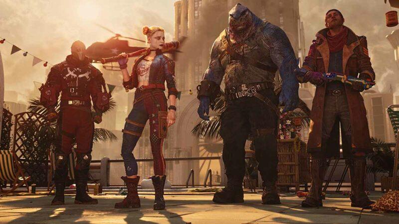 Suicide Squad: Kill the Justice League oyun fragmanı