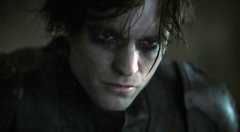 the batman fragmanı robert pattinson