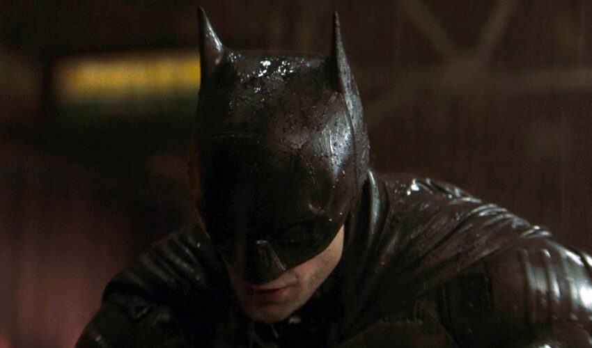 The Batman Fragmanı