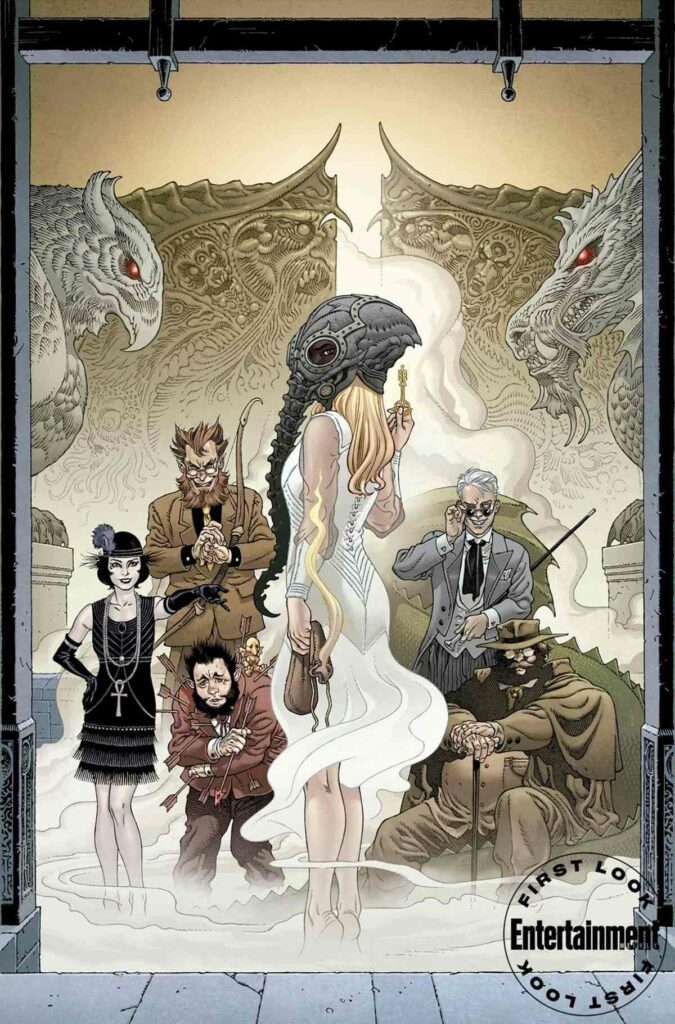 The Sandman - Locke and Key