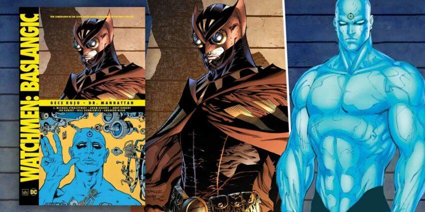 Watchmen Gece Kuşu - Dr. Manhattan