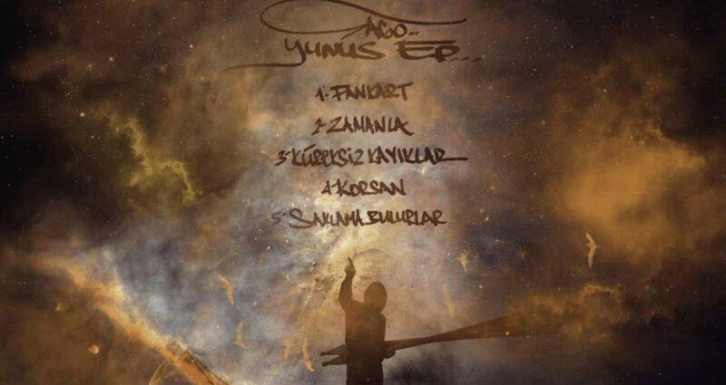 Sagopa Kajmer - Yunus EP - Yeni Albüm Dinle