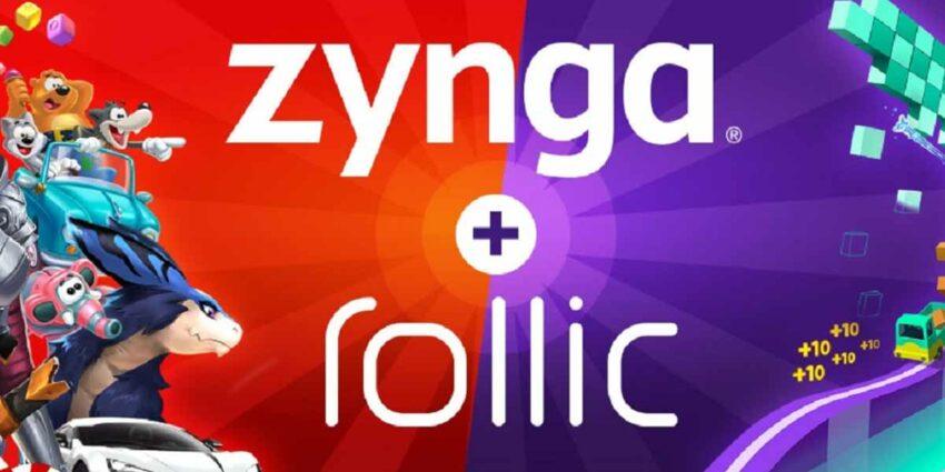 zynga rollic games