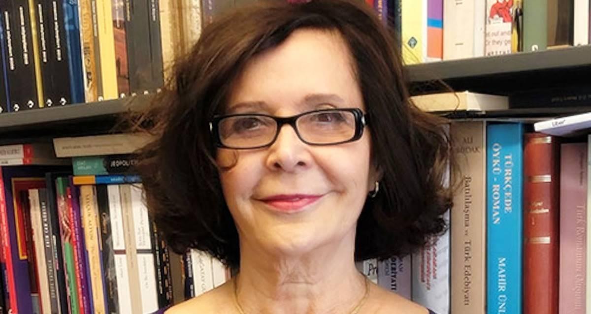 2020 Erdal Öz Edebiyat Ödülü Kazananı - Jale Parla