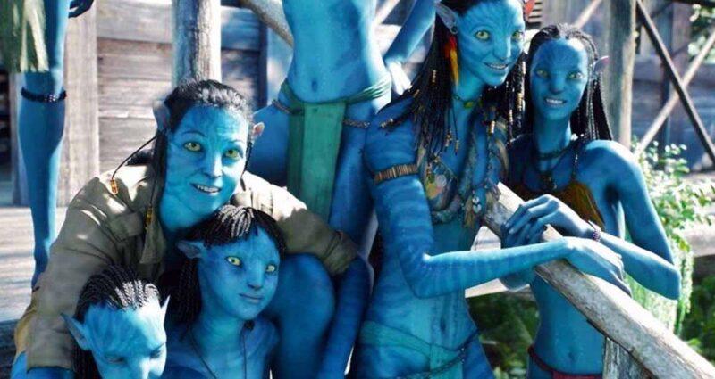 Avatar bilimkurgu filmleri