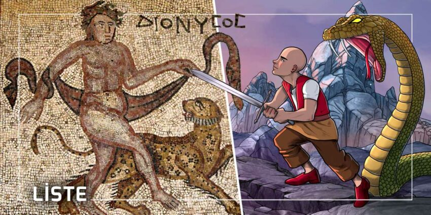 Dionysos ve Keloğlan Benzerlikleri
