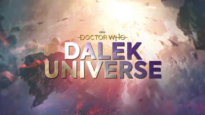 Doctor Who Dalek Universe