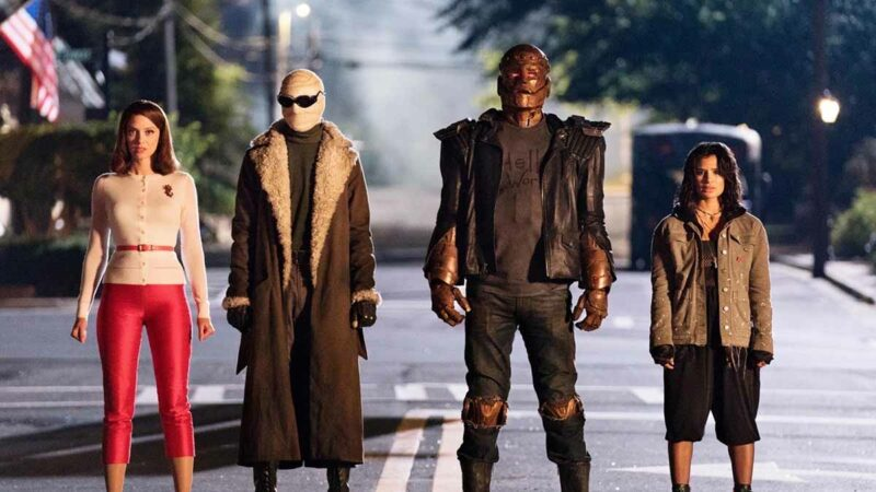Doom Patrol 2. Sezon