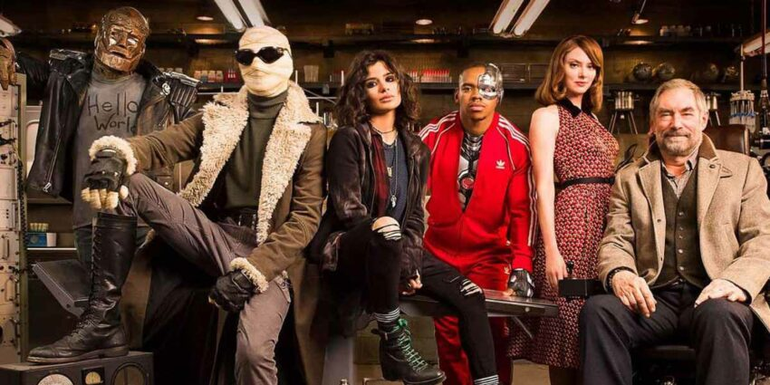 Doom Patrol 3. Sezon