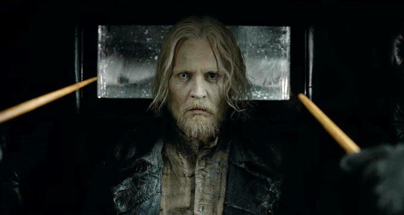 Fantastic Beasts 3 Johnny Depp Gecikme Mahkeme