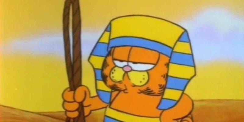 Garfield mısır