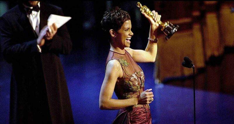 Hale Berry Oscar Kadın Siyah