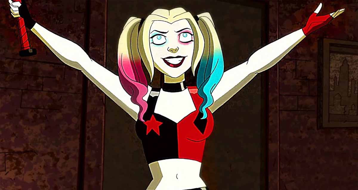 Harley Quinn 3. sezon animasyon dizisi