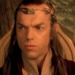 Hugo Weaving the lord of the rings Elrond