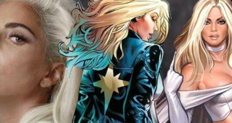 Lady Gaga, X-Men Filmi Emma Frost