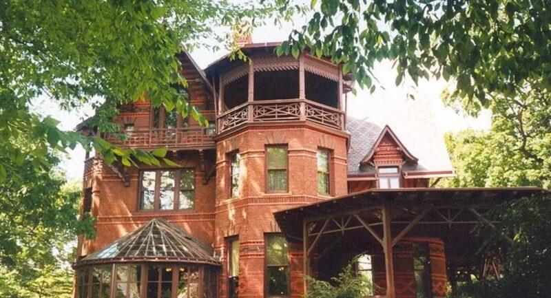 Mark Twain ev
