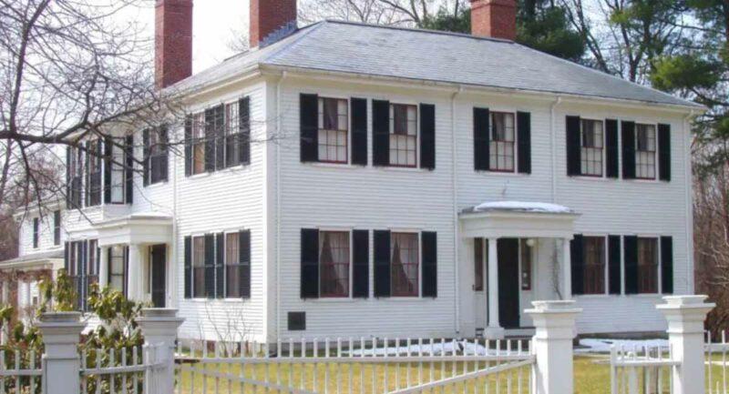 Ralph Waldo Emerson ev