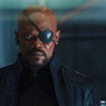 Samuel L. Jackson Nick Fury Dizis