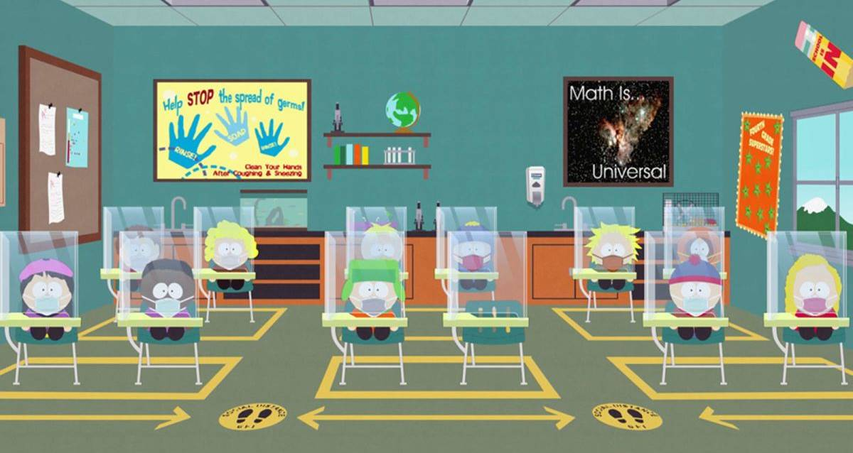 South Park 24 Sezon - The Pandemic Special